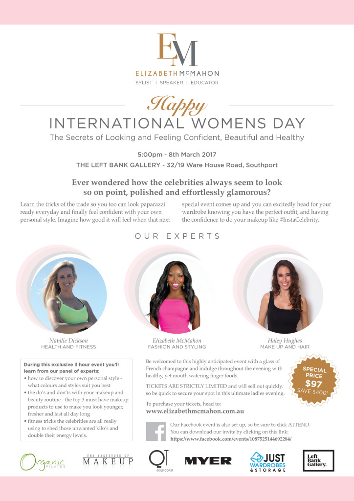 A4 EM Int Women Day flyer ART
